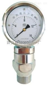 西安YK-100抗震泥浆压力表