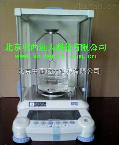 M392159-高精度固体密度计(进口主机、0-120g、精度0.0001 g/cm3) 型号:M392159