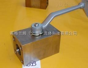 CJZQ-F系列高压球阀