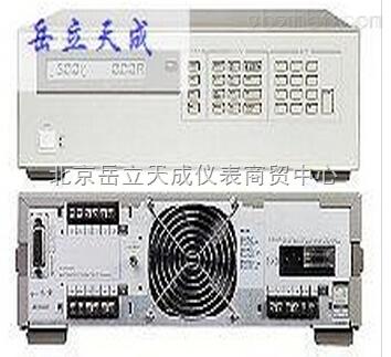 美国是德6621A 系统电源
