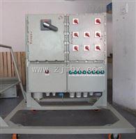 优质供应户外移动式防爆配电箱