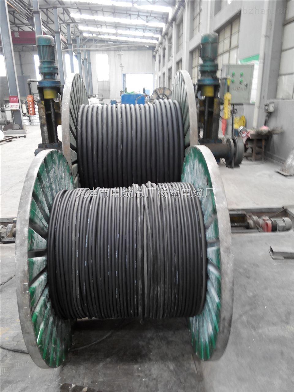 整车发货 MYQ-8*1.0电缆  8*1.5橡套软电缆