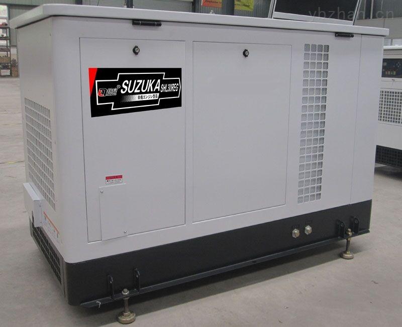 内蒙古30kw汽油发电机