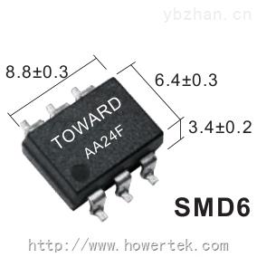 AA24F-TOWARD光耦繼電器