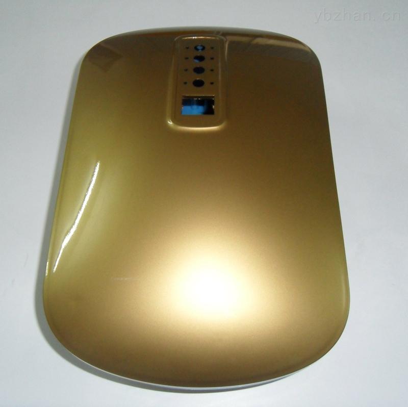 供应各类塑胶制品喷油加工 四团镇手机保护套喷手感油