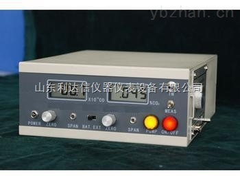 LDX-GXH-3010-便攜式紅外線CO/CO2二合一分析儀/不分光紅外線氣體分析儀