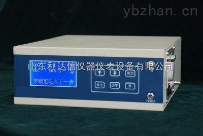 LDX-GXH-3010-廠家便攜式紅外線CO/CO2二合一分析儀/不分光紅外線氣體分析儀