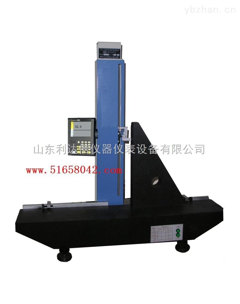 LDX-CC-500B/CC-500E-直角尺檢定儀/垂直度測量儀/直角尺檢定器