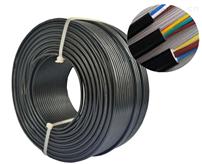 RVV 0.5国标RVV铜芯软护套线0.5平方2芯信号线监控电源线