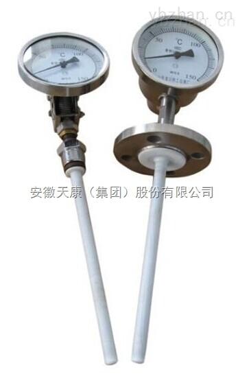 WSS-511F防腐双金属温度计