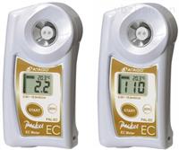 PAL-EC 数显折射计(电导率&TDS双标度)土壤检测,废水检测