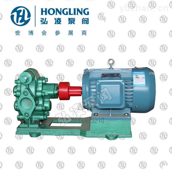 供應2CY1.1/14.5齒輪泵