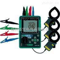 MODEL 6300共立MODEL 6300 电能质量分析仪