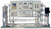 6吨每小时双级反渗透纯水设备