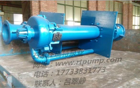 渣浆泵6/4E-AH(R)卧式渣浆泵详细参数_特点