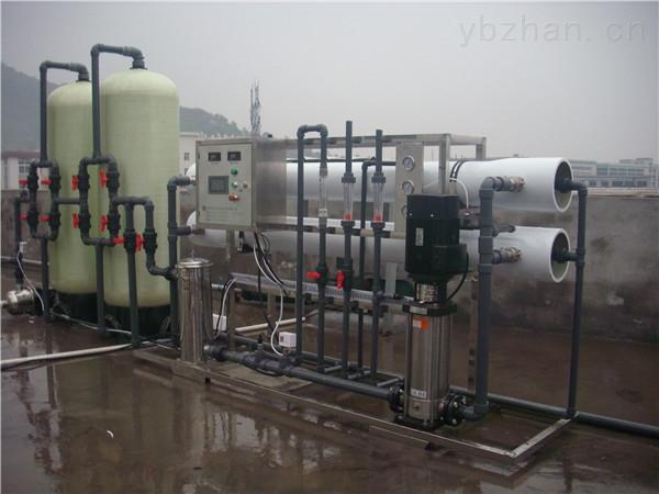 全自动-上海电子厂专用纯水机,反渗透纯水设备供应