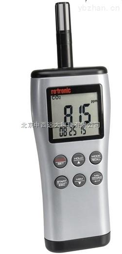庫號:M214962-溫濕度手持表/CO2檢測儀 型號:Rotronic-CP11