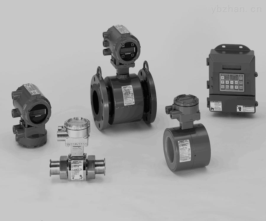 罗斯蒙特8721系列卫生型电磁流量计