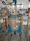 变频调速双层玻璃反应釜性能稳定安全可靠