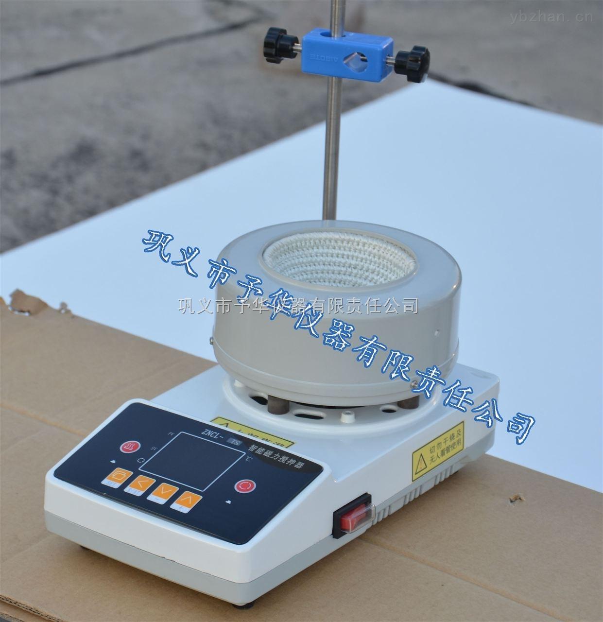 ZNCL-TS-鞏義予華儀器智能數顯磁力電熱套鞏義予華儀器廠家直銷