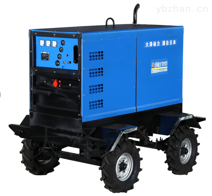 400A柴油机电焊机-发电焊机厂家