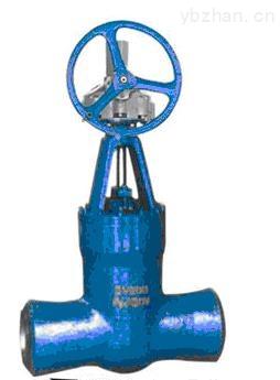 高温高压电站焊接阀Z962H/Y电动闸阀