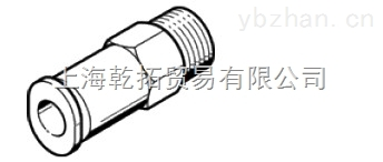 德国费斯托单向阀型号,FESTO单向阀概述OS-1/4-B