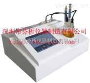 二氧化碳灭火剂快速水分检测仪