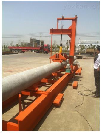 专业定做先张法预应力混凝土管桩抗弯试验机
