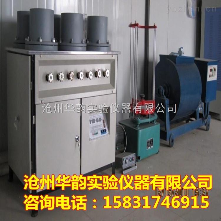 商品混凝土搅拌站试验室检测仪器设备清单
