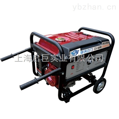 罗飒5KW汽油发电机