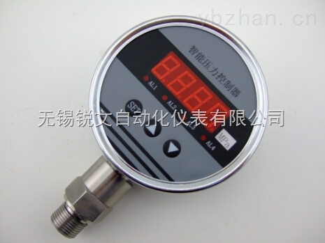 电接点数字压力表