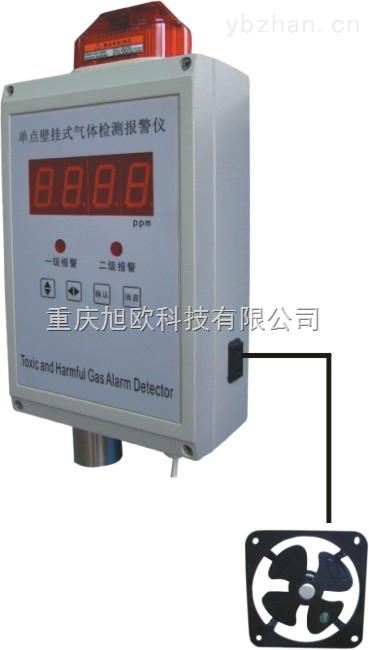 重庆、成都、西藏XO-Z601单点壁挂气体报警器
