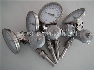 盛达生产 轴向双金属温度计 使用寿命长
