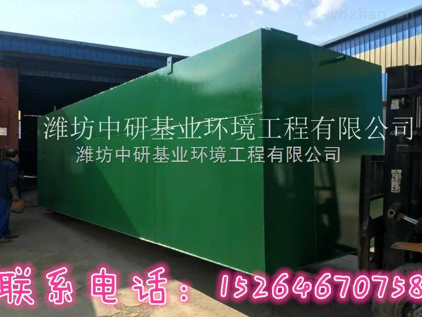 ZYAO-供應大同學校生活污水提升設備抗老化