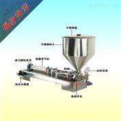 ZH-GZJ-500小型豆瓣酱灌装机
