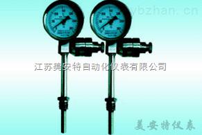 带热电偶/热电阻远传双金属温度计厂家