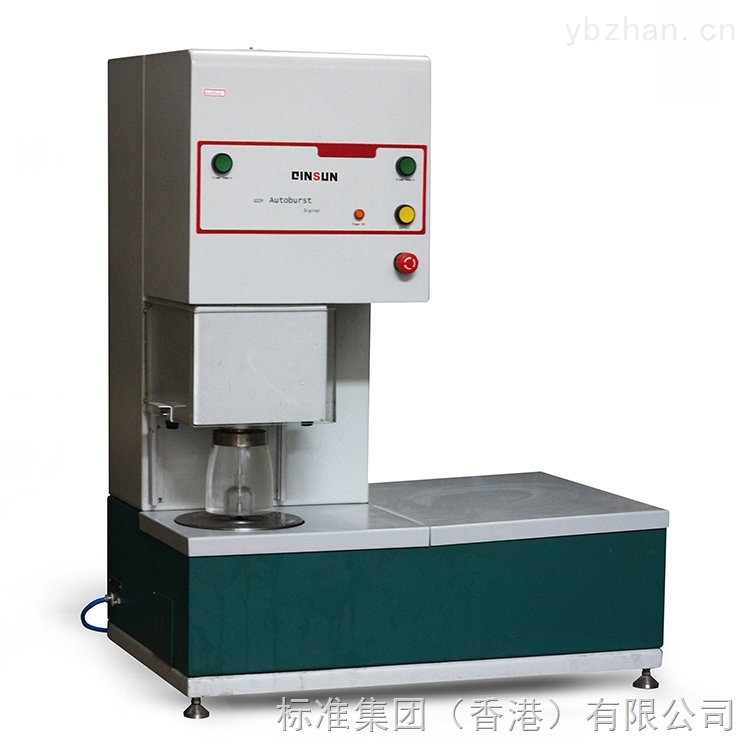 液压式胀破强度测试仪-织物胀破强力机