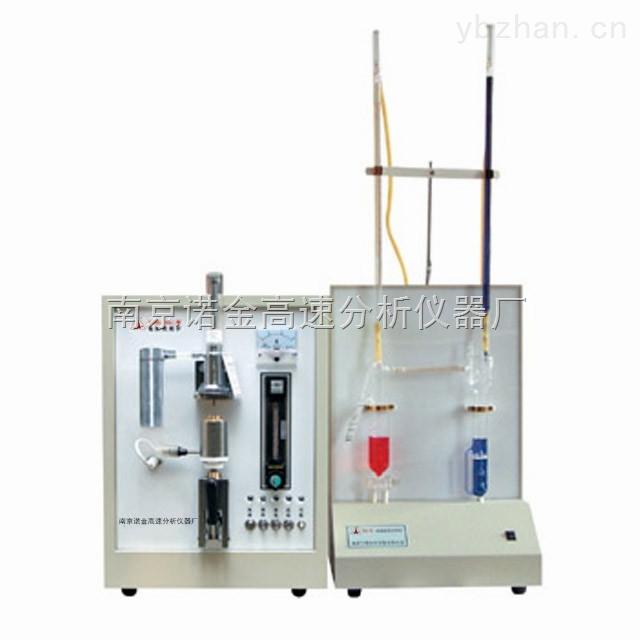 NJ-80型-优质快速碳硫分析仪