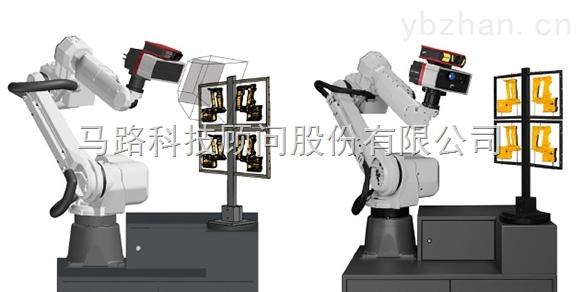 3D扫描仪ATOS Capsule – 高精度光学量测仪