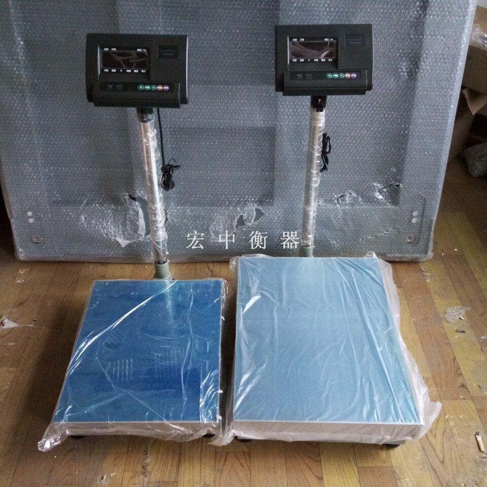 徐水縣100kg出口型電子臺秤帶232接口