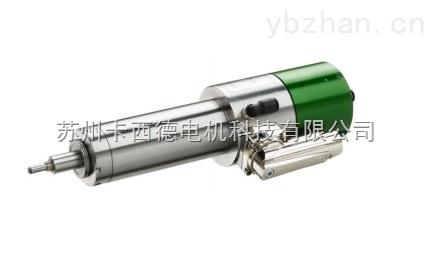 陶瓷插芯专用高速进口电主轴(专利产品)