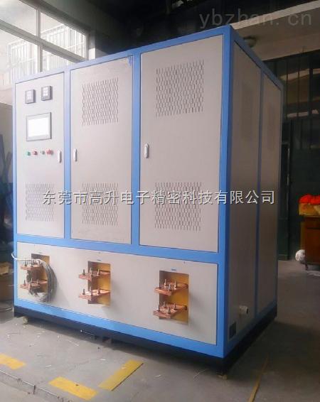 东莞德尔塔仪器 低压开关6000A大电流温升测试系统