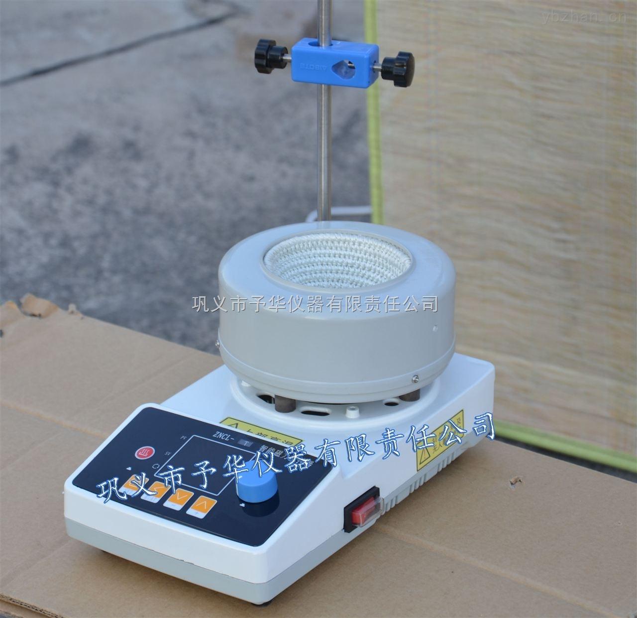 ZNCL-T-数显恒温磁力电热套首选予华仪器售后保障