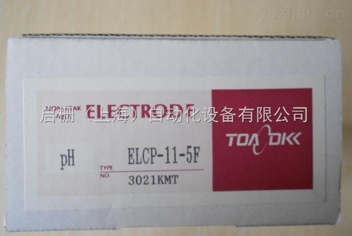 日本DKK在线PH电极5600-5F