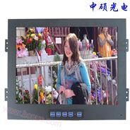 12.1寸高分辨率工业监视器 USB接口图片音乐视频播放机