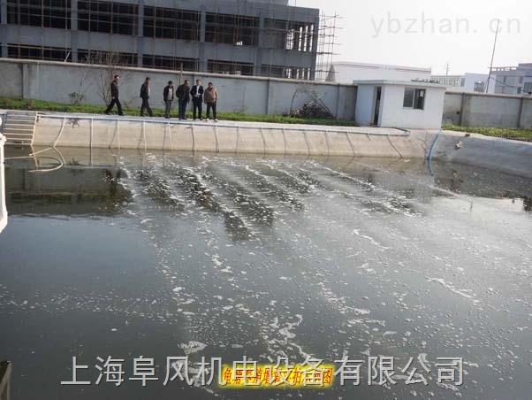 鱼塘养殖增氧风机