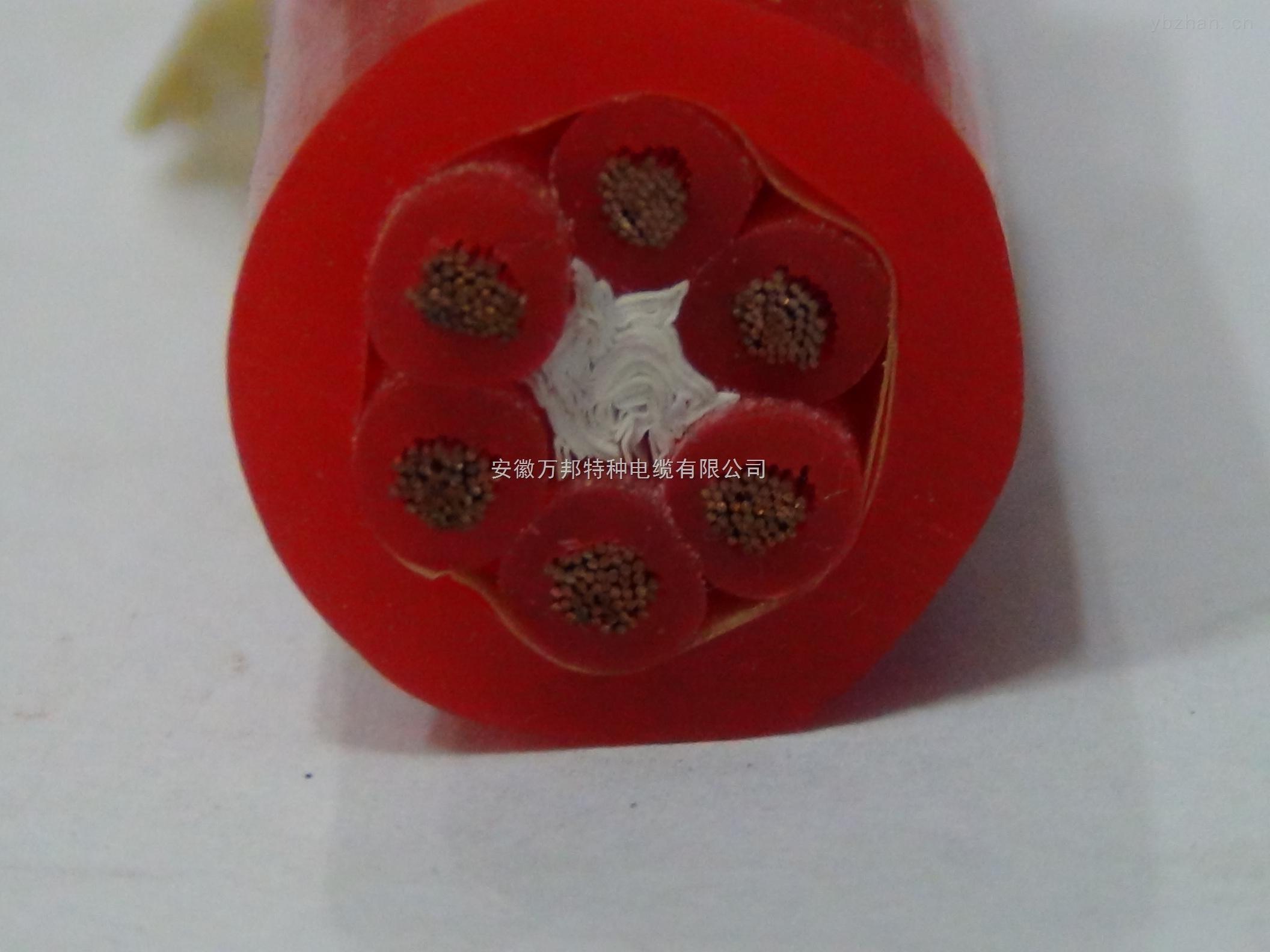 耐热硅橡胶绝缘和护套(阻燃)电缆