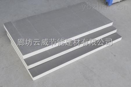 外墙聚氨酯复合板   b2级聚氨酯复合板