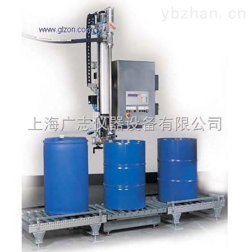 适用于有泡沫液体200L防爆灌装机